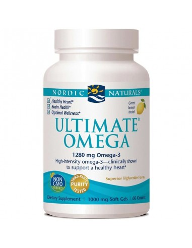 ULTIMATE OMEGA 3 Nordic Naturals - 1
