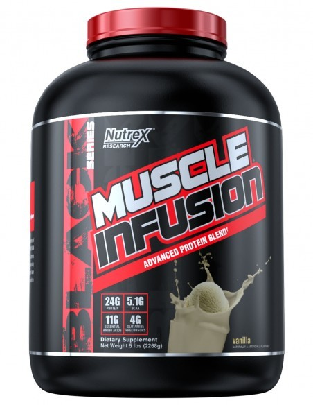 Muscle Infusion Nutrex - 1