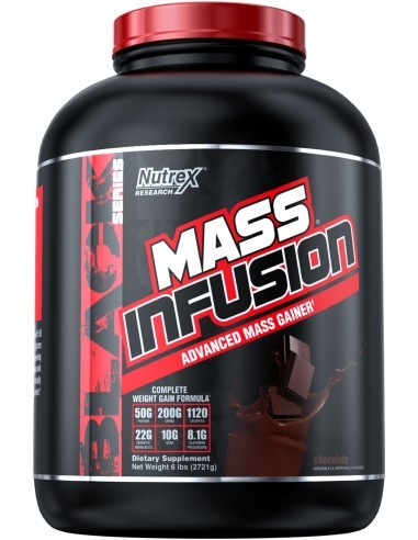 Mass Infusion Nutrex - 2