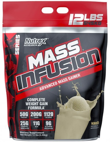 Mass Infusion Nutrex - 4