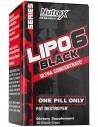 Lipo 6 Black Ultra Concentrate - 30 Caps Nutrex - 1