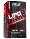 Lipo 6 Black Ultra Concentrate 60 Caps Nutrex - 1