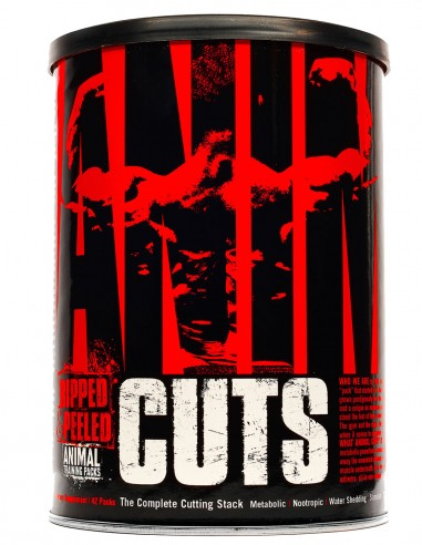Animal Cuts Animal-Universal Nutrition - 1