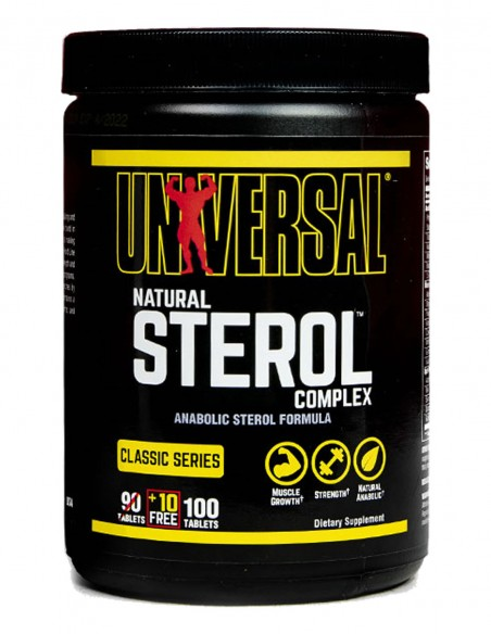 Natural Sterol Complex Animal-Universal Nutrition - 1